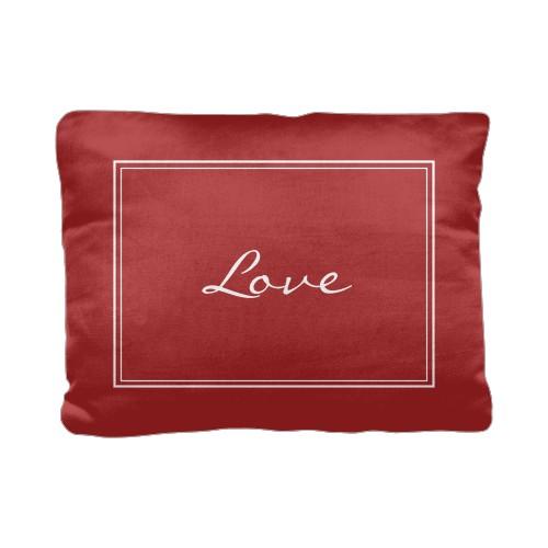 Classic Monogram Pillow