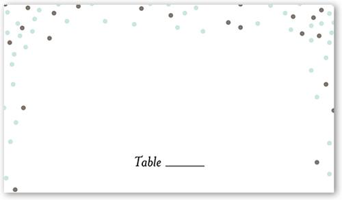Splendid Statement Wedding Place Card