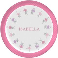 Princess Ballerina  sc 1 st  Shutterfly & Custom Dinner Plates | Shutterfly