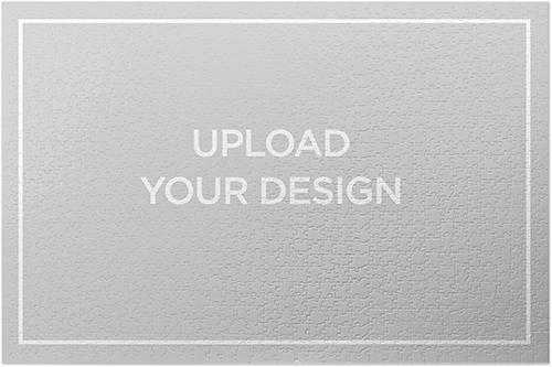Upload Your Own Design Puzzle, puzzle_1014, Multicolor