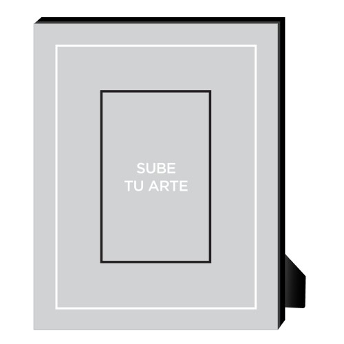 Sube Tu Arte Personalized Frame, - Photo insert, 8 x 10 Personalized Frame, Multicolor
