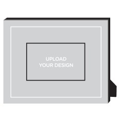 upload your own design personalized frame