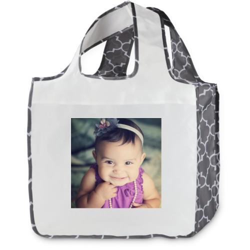 Classic Mosaic Reusable Shopping Bag