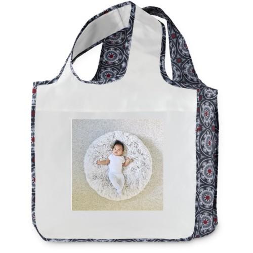 Medallion Reusable Shopping Bag