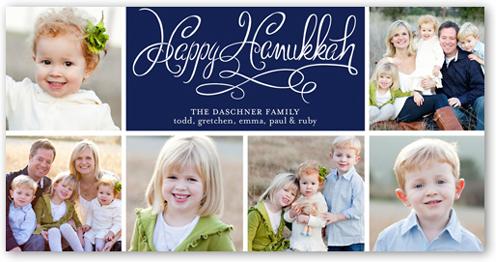 Handwritten Delight Hanukkah Card