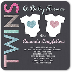 5x5 Baby Shower Invitations Custom Baby Shower Invites Shutterfly