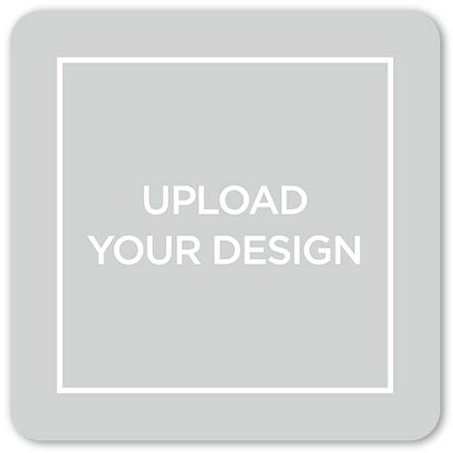 Upload Your Own Design Graduation Announcement, Rounded Corners