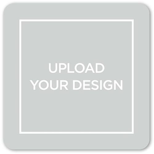 Upload Your Own Design Wedding Announcement