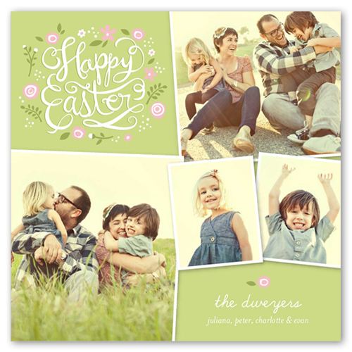 So Happy Together Easter Card