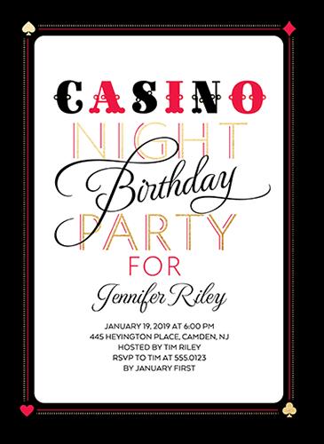 Surprise Birthday Invitations Adult Birthday Invitations