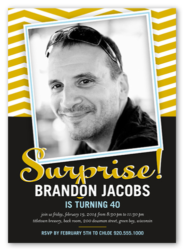 30th birthday invitations shutterfly