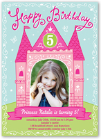 girl birthday invitations  girls birthday invitations  shutterfly, Birthday invitations
