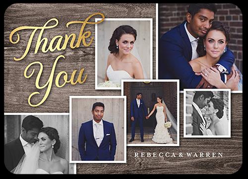 Photo Fanatic Thank You Card