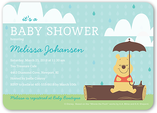 baby shower invitations  custom baby shower invites  shutterfly, Baby shower invitations
