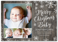 birth announcement from 127 064 beautiful blizzard gallery