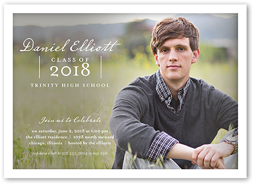 Nursing School Graduation Invitations – Nursing School Graduation Invitations
