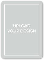 upload your own design graduation announcement 5x7 flat