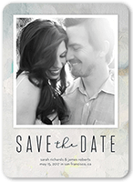 everlasting charm save the date 5x7 flat