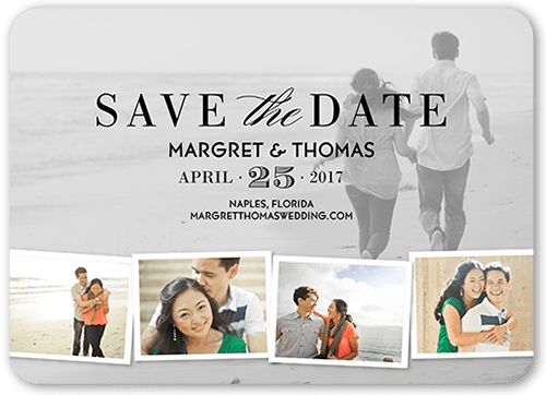 Undying Love Save The Date