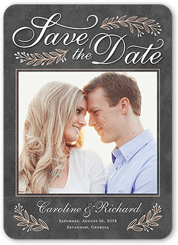 Sweet Vines Save The Date