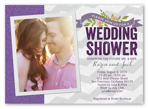 Beautiful Bond Bridal Shower Invitation | Invitations, Square