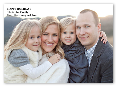 Gallery Greetings Holiday Card