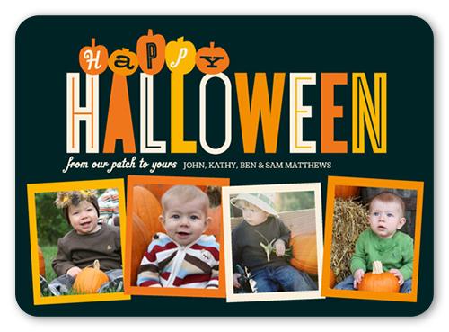 Sweet Halloween Halloween Card