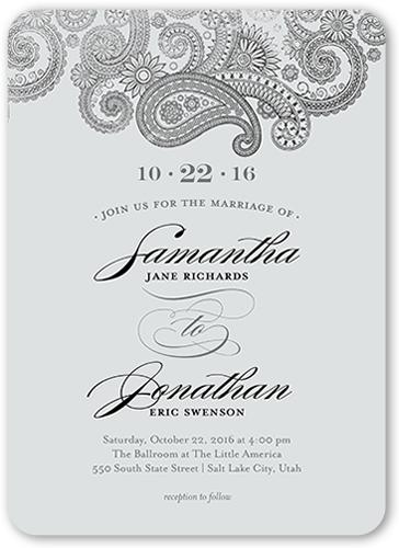 Wedding Anniversary Invitations  Wedding Anniversary Party