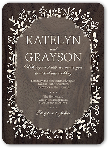 rustic and refined x wedding invitations  shutterfly, do shutterfly wedding invitations come with envelopes, shutterfly beach wedding invitations, shutterfly destination wedding invitations