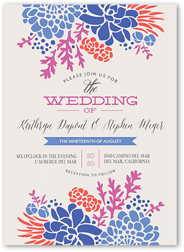 Sunflower wedding invitations shutterfly winsome blooms wedding invitation filmwisefo