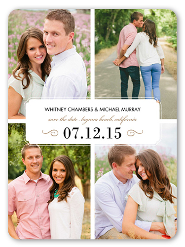 Special Date Seal Save The Date