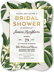 Bridal Shower Invitation. From $1.27 $0.95. Botanical Dream