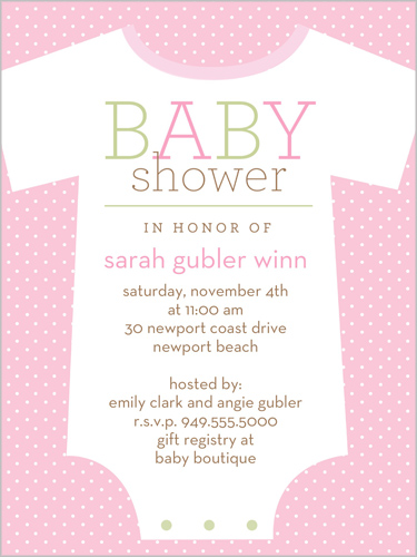 glittering baby girl x staionery card  baby shower invitations, Baby shower invitations