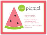 summer picnic summer invitation 4x5 flat