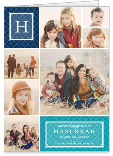Captured Snapshots Hanukkah Card by Poppy Studio