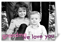 wishes for grandma mothers day card