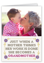 sweet stitches mothers day card