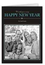 If you're planning to send New Year's cards, do so in style with celebratory stationery from Shutterfly. New Year's Card Ideas. Your New Year's cards are a great place to showcase your favorite shots from the past year and keep faraway loved ones up-to-date on your life. Photo cards are our most popular—and for good reason.