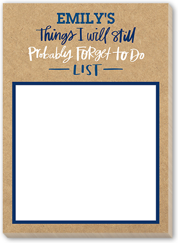 Framed Notes 5x7 Notepad