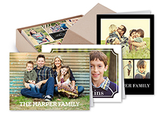 personalized folded note cards shutterfly