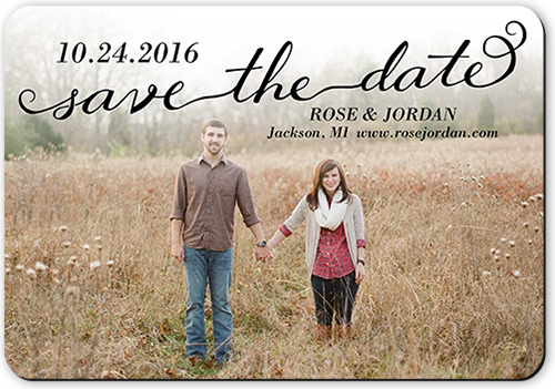 Perfect Bond Save The Date