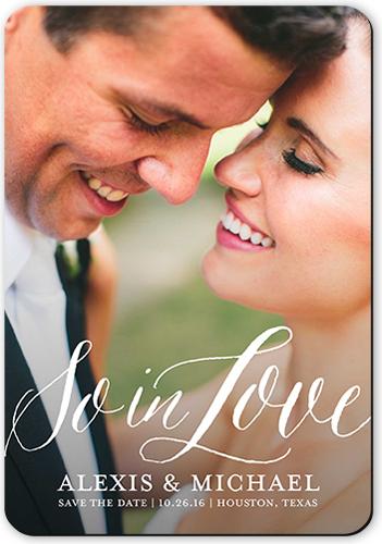 Lavish Love Save The Date