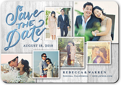Beautiful Love Save The Date