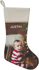 photo gallery christmas stocking