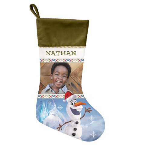 Disney Frozen Olaf Christmas Stocking
