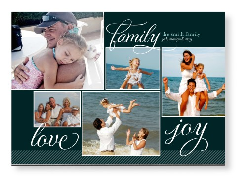 Family Sentiments Mounted Wall Art, Single piece, None, 10 x 14 inches, Black