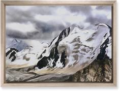 mountain landscape wall art
