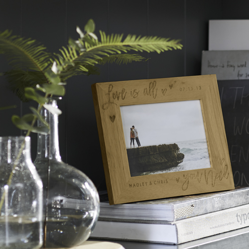 Make Your Own Statement Wood Frame by Shutterfly | Shutterfly