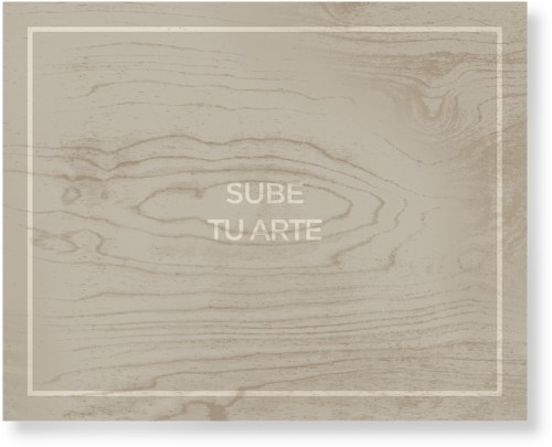Sube Tu Arte Wood Wall Art
