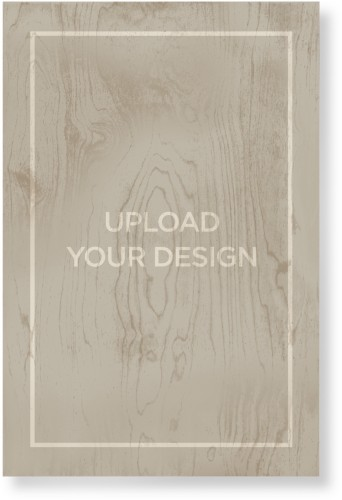 Upload Your Own Design Wood Wall Art, Single piece, 20 x 30 inches, Multicolor